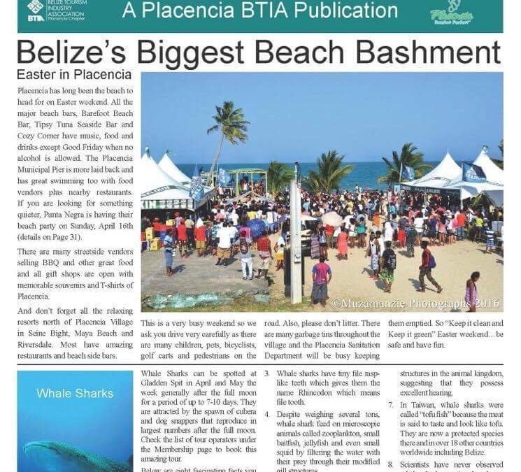 Placencia Breeze April 2017